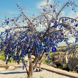 Blue Eyes Cappadocia