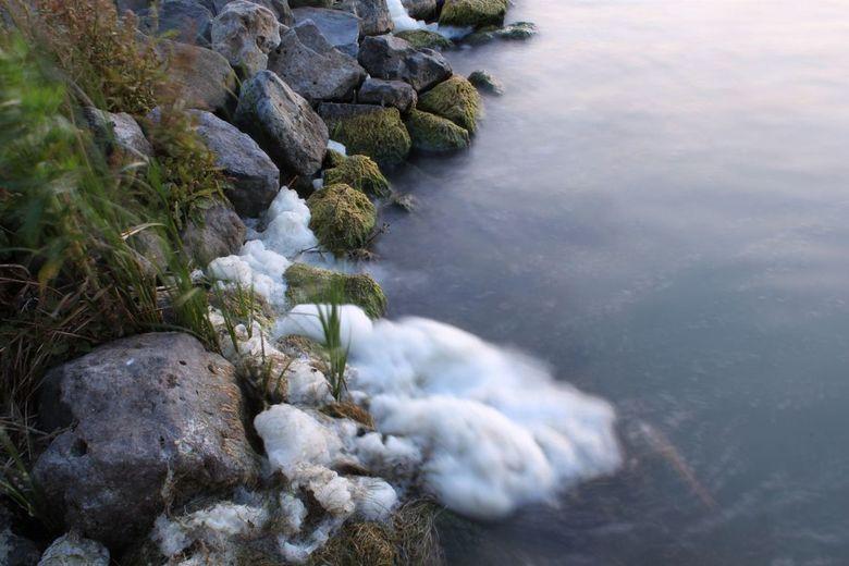 Geestemerambacht - Het meer van het Geestmerabacht (Langedijk).<br /> Dit is een van mijn eerste redelijk gelukte landschap foto&#039;s.<br /> Gemaa