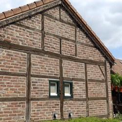 zijkant Gitstapper Mühle