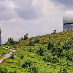 Radarstation.