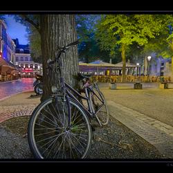 OLV-plein @ Night