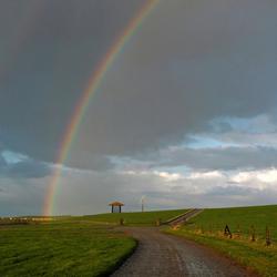 Regenboog Noorderleech