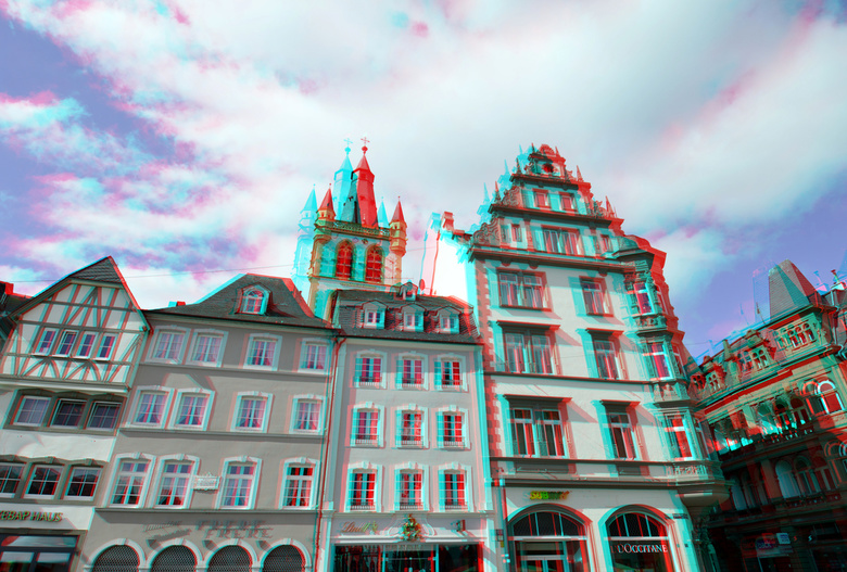 Trier Germany 3D - Trier Germany 3D