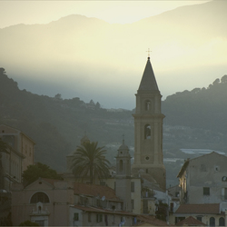 Ventimiglia; het oude dorp