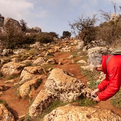 Fotograferen in natuurpark