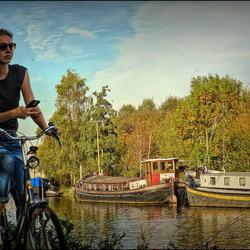 fietstochtje...............