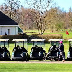 Tijd om te golfen