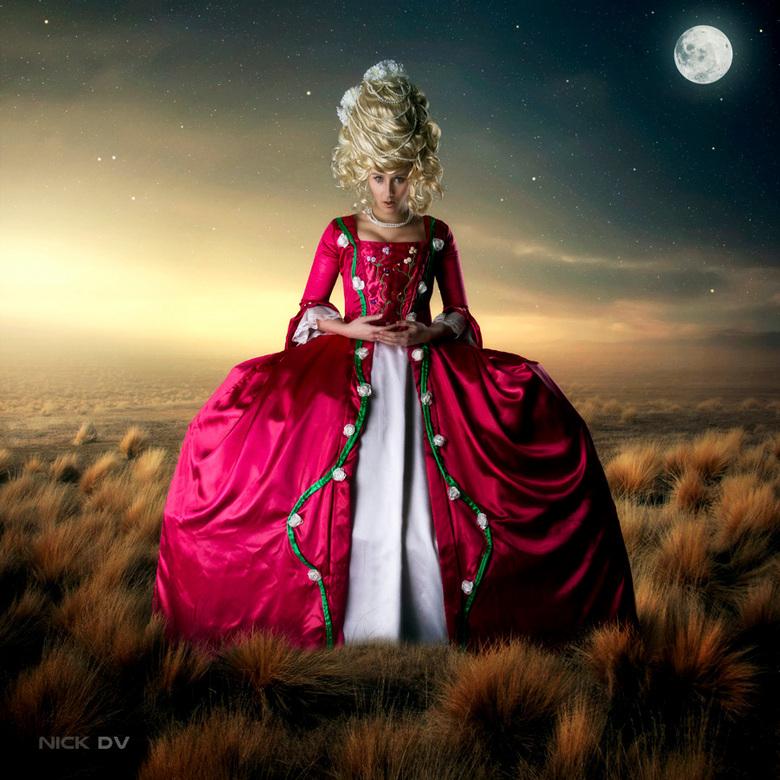Victorian - Model / dress design: Rachel De kooker <br /> MUA: Trudi Nieuwerf <br /> Hair styling: Dee Scissorhands