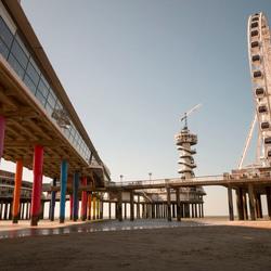 De Pier - Lange sluitertijd
