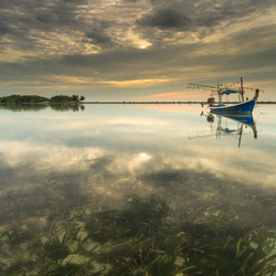 'Mirror Sunrise' Chaweng Beach