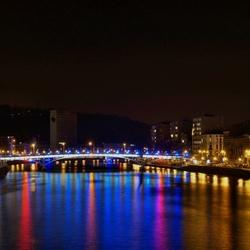 """een avondje """"stappen"""" in Luik . ."""