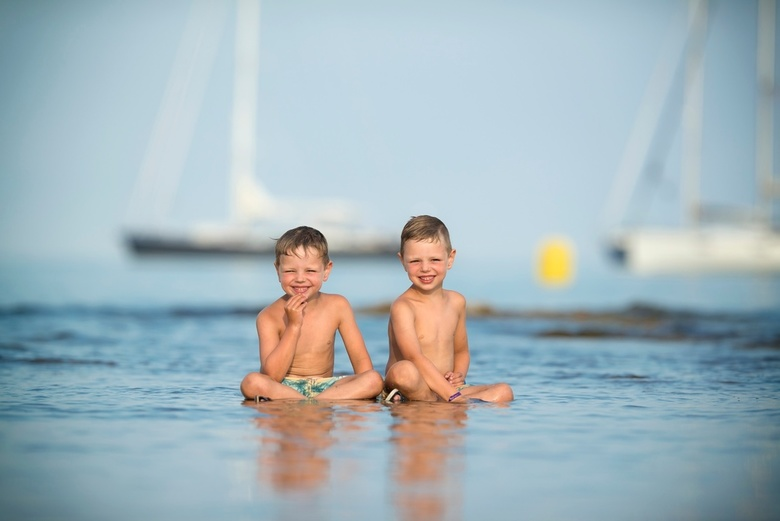 Waterratten  - De jongens op vakantie