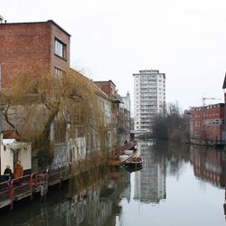 Nogmaals een foto uit Gent