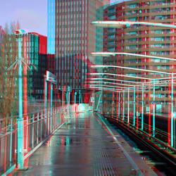 Metro Rijnhaven Rotterdam 3D