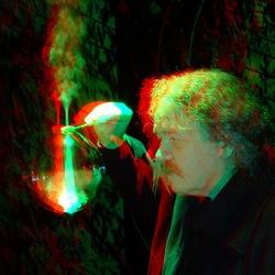 Tom Noddy the Bubble Guy in 3D