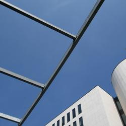 Lijnenspel in architectuur