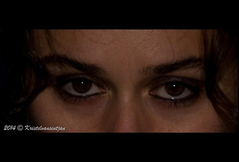 mooie ogen -
