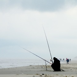 Visser op Ameland