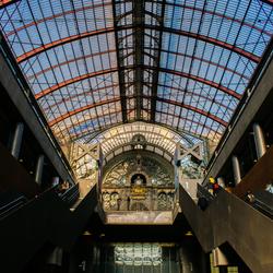 Station Antwerpen.