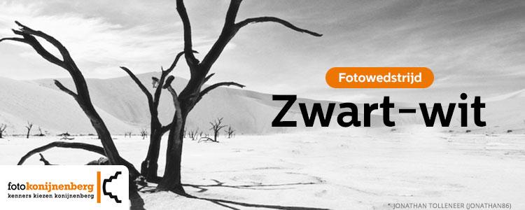 fotowedstrijd: Zwart-wit