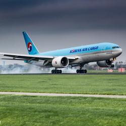 Korean Cargo 777