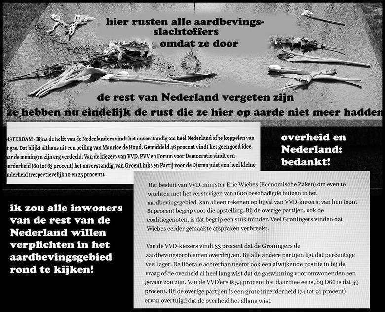 Nederlanders bedankt..............