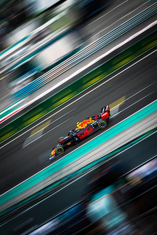 Pierre Gasly - Pierre Gasly tijdens zijn laatste race voor Red Bull