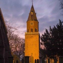 Torentje van de kerk