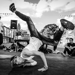 HipHop With BboySigned Back2TheStreets Volume 4.0