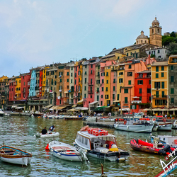 Portovenere in Italie