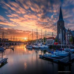 Harlingen, Zuiderhaven
