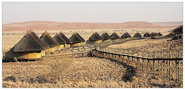 Sossus Dune Lodge - Prachtige Lodge in Sossus Vlei