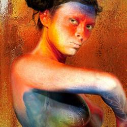 portret Oksana color 2254b