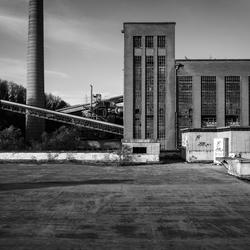 Charleroi - Elektriciteitscentrale II