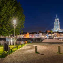 Deventer skyline