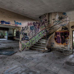 oefening baart kunst, ook bij graffiti