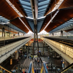 Amsterdam Station Bijlmer