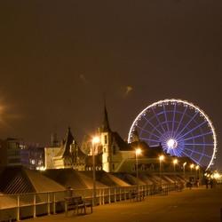 Antwerpen bij nacht 2
