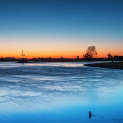 Rijn en IJssel panorama