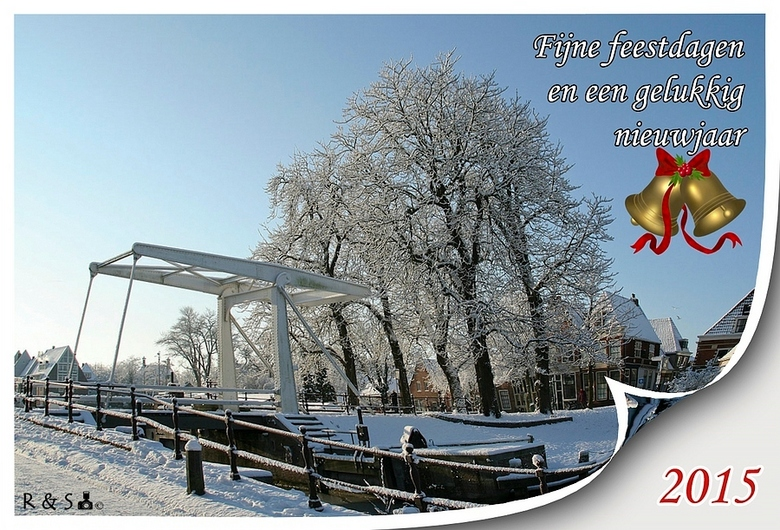 Kerstkaart 2014 - Ik wens iedereen op zoom.nl fijne feestdagen en een gelukkig nieuwjaar.