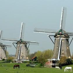 De drie molens