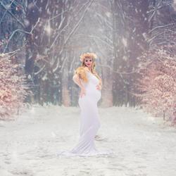Beautiful Snowprinces!