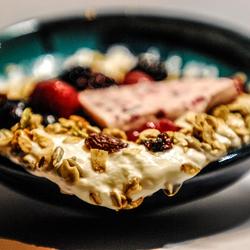 ontbijt foto's school