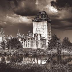 Spookkasteel Almere
