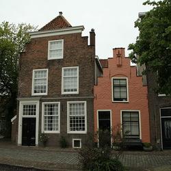 Klein pand Groenhazengracht Leiden