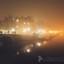 Amsterdam Brouwersgracht fog