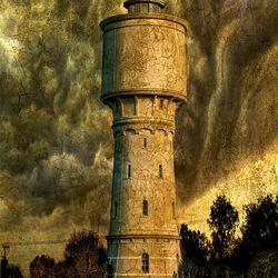 Watertoren te Meppel