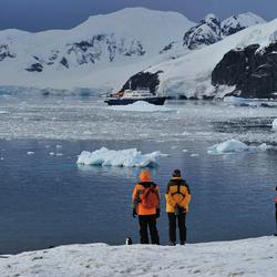 Aliens op Antarctica.