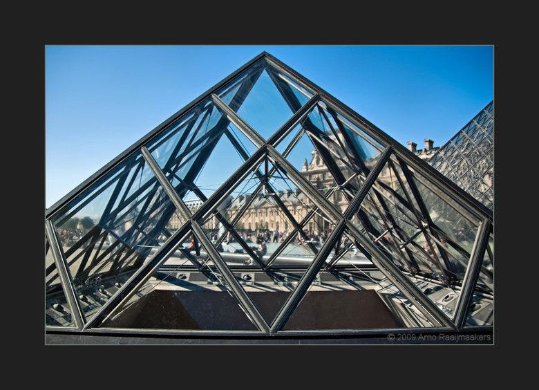 Parijs Louvre5 - En natuurlijk ga je ook naar het Louvre als je in Parijs bent....<br /> <br /> Enkele buitenfoto&#039;s.