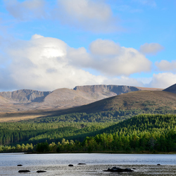 the Cairngorm mountains!